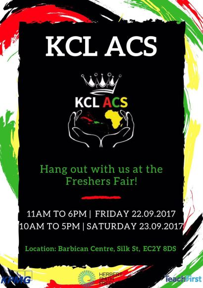 KCL Fresher's Fair